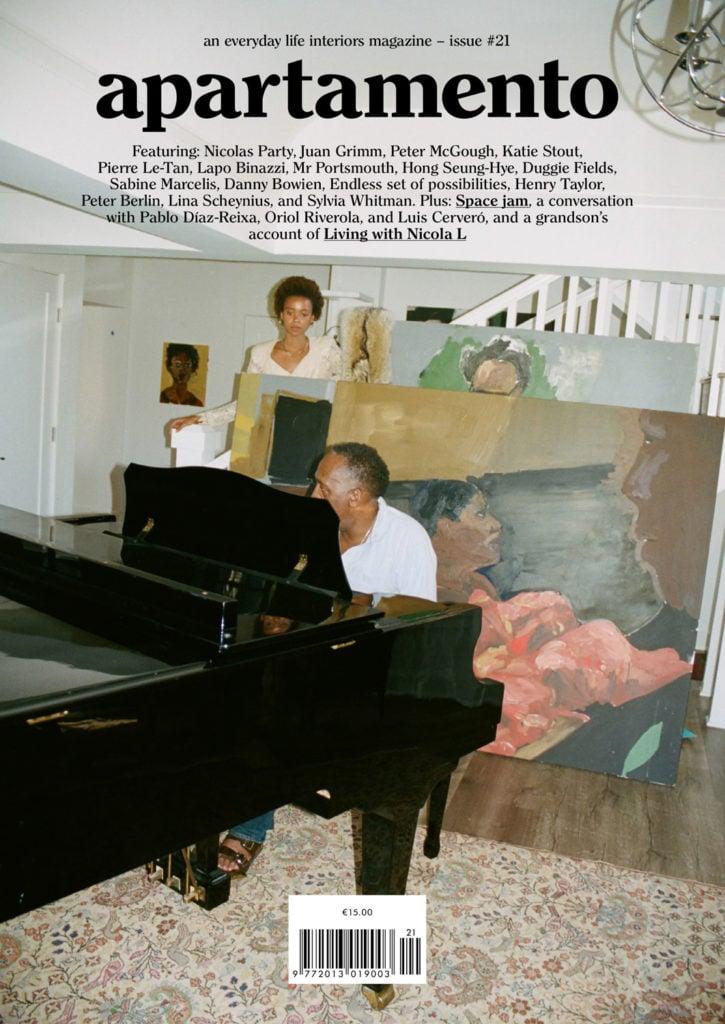 Issue #21 - Apartamento Magazine
