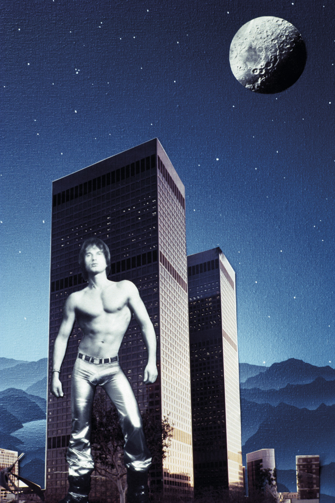 Apartamento Magazine - Peter Berlin