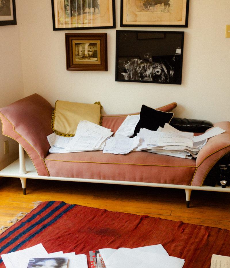 Apartamento Magazine - Michael Nyman