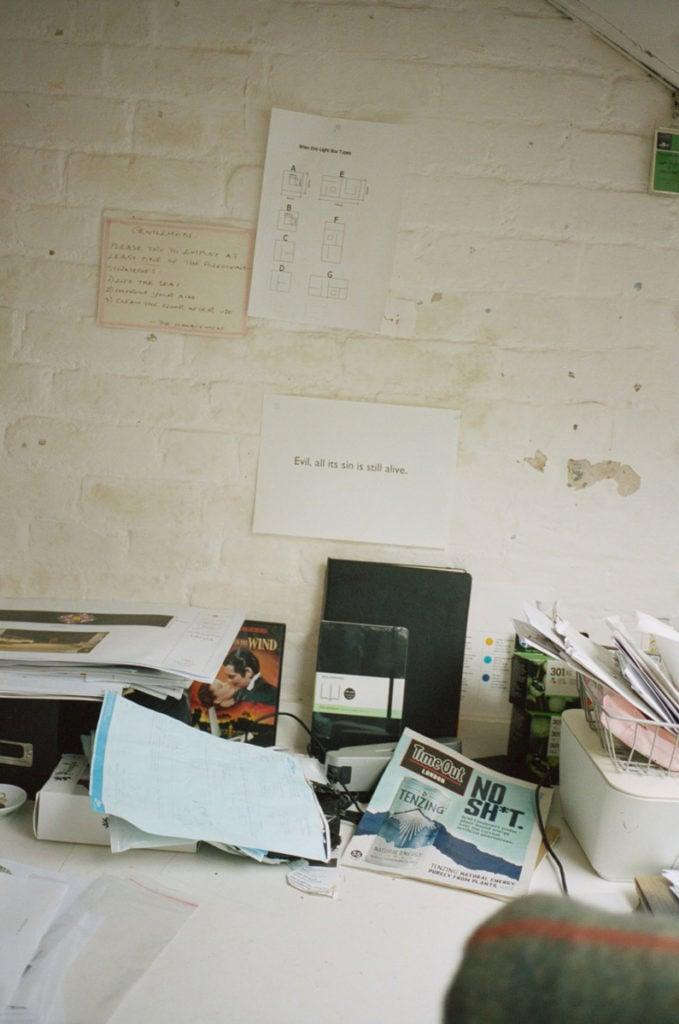 Apartamento Magazine - Brian Eno