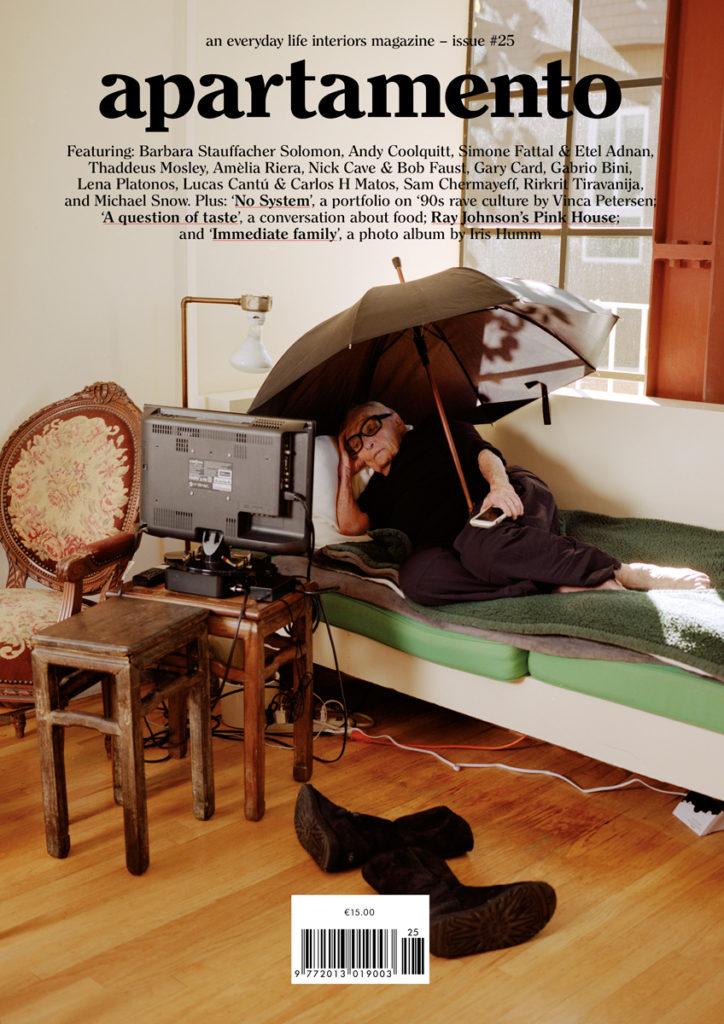 Issue #25 - Apartamento Magazine