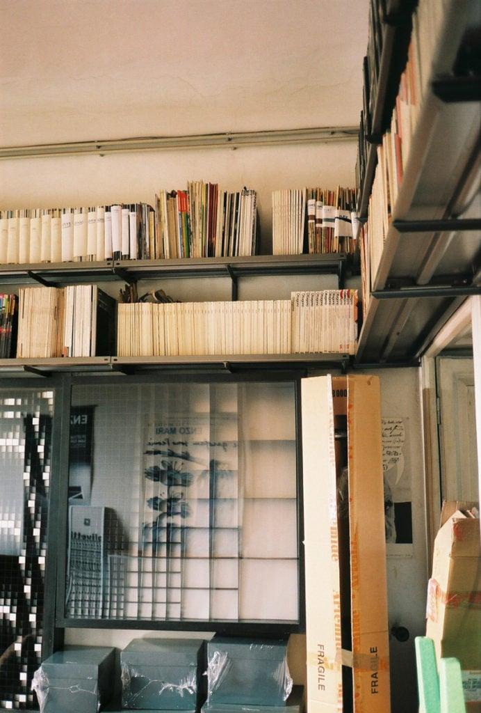 Apartamento Magazine - Enzo Mari