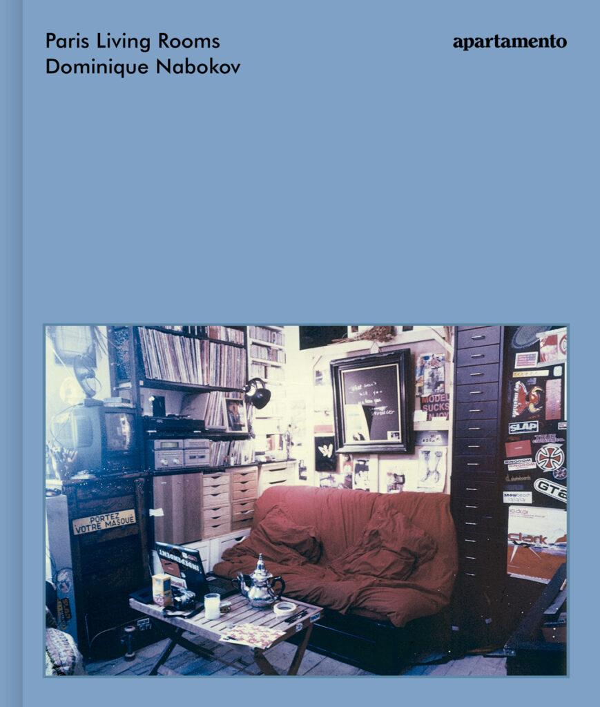 Paris Living Rooms, Dominique Nabokov - Apartamento Magazine